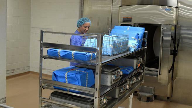 cara sterilisasi menggunakan autoclave