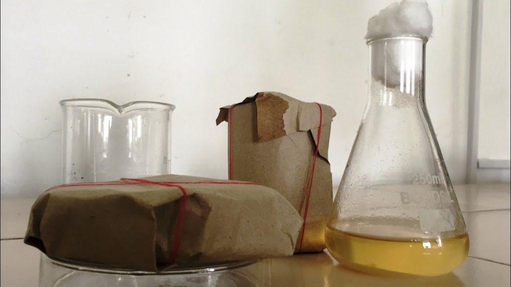 sterilisasi alat laboratorium