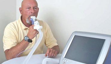 pengertian spirometer