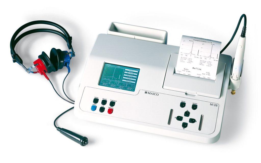 alat audiometer
