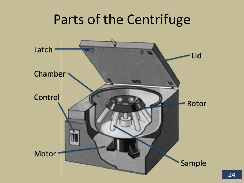 centrifuge adalah