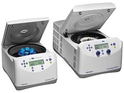 jenis jenis centrifuge