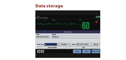 spesifikasi defibrillator mindary d3